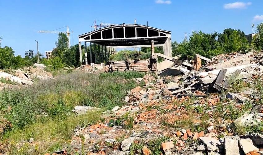 У Вінниці біля Центрального парку будуватимуть новий мікрорайон