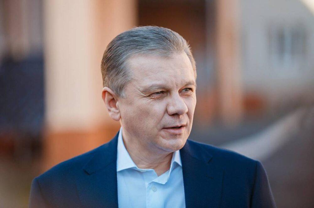 Сергій Моргунов – у ТОП-5 найпопулярніших мерів України