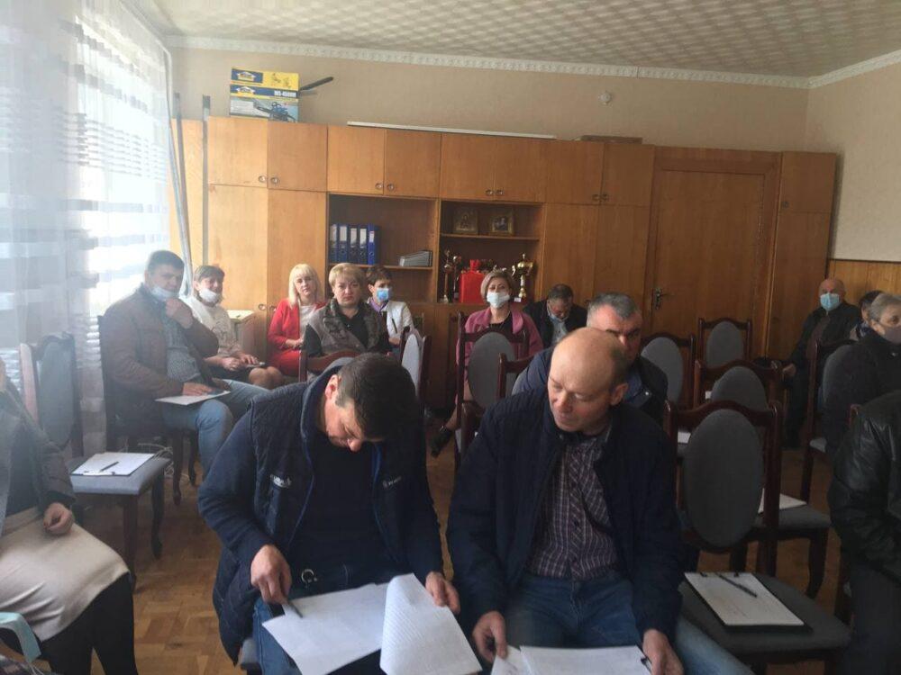 На Вінниччині в Городківській сільській громаді ухвалили Стратегію розвитку до 2030 року