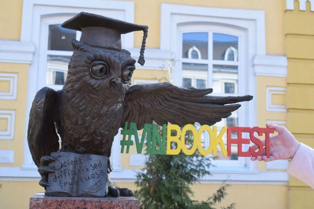У Вінниці пройде міжнародний книжковий фестиваль – Вінниця Сьогодні